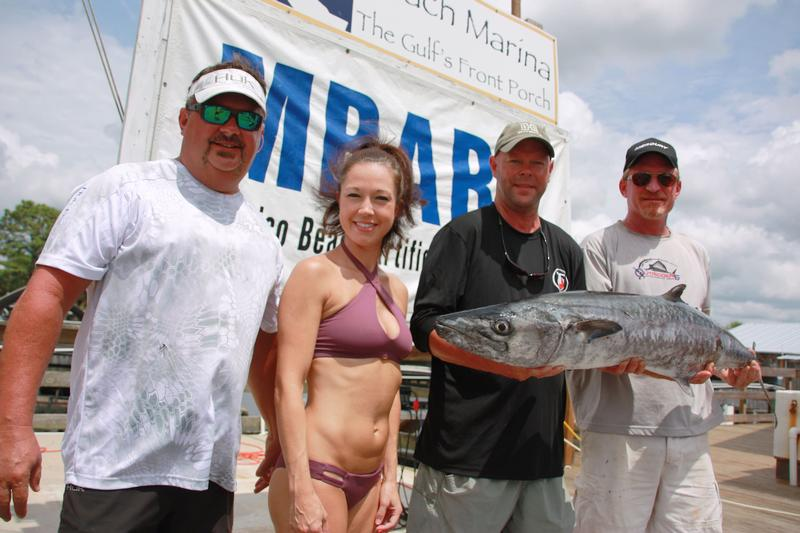 2nd Place Recreational Kingfish