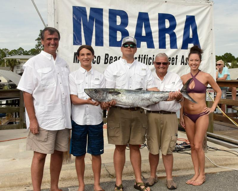 32rd Place Recreational Kingfish